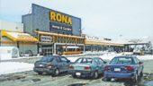 RONA Store.